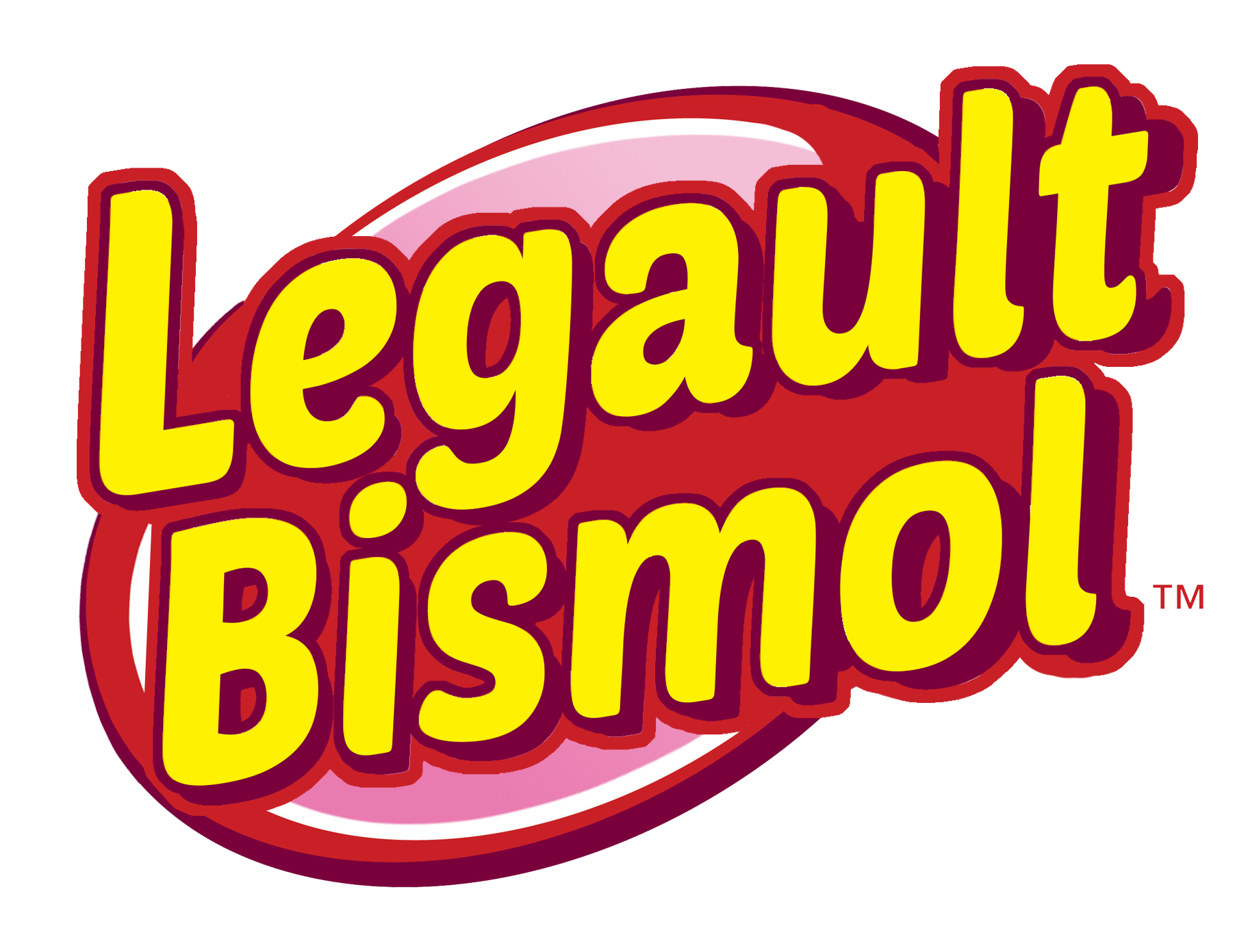 Legault Bismol logo aprilus