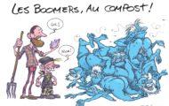 UNE BD Boomers aprilus lequebecois