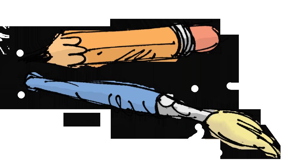 crayonpinceau